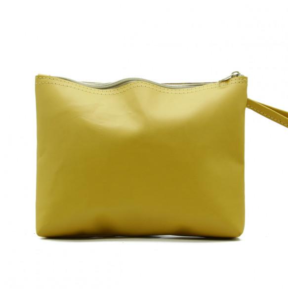 Masresha_ Syntactic Leather Small Hand Bag