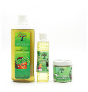 3 in 1 pika  conditioning shampoo ,herbals organic neem oil and hair powder