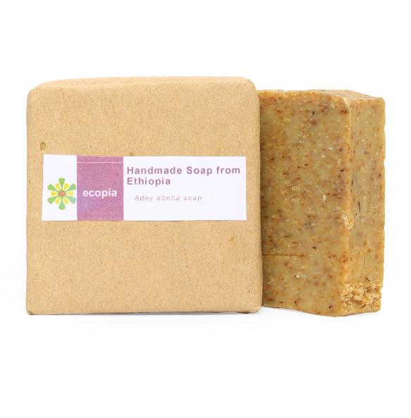 2 in1 Ecopia 100% Organic Adey Abeba Cream and Adey Abeba Soap