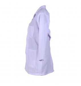 Beshada_Uniforms Unisex White Lab Coat