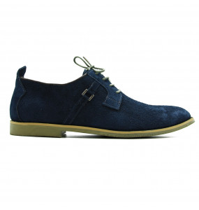 Ismael_ Men's Pure Leather Lace- Up Shoe