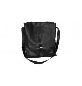 Ayele_ Black Laptop Bag
