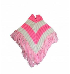 Hewa _ Pink Kids Cloak