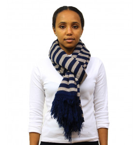 Azaleche_ 100% String Winter Scarf for Women