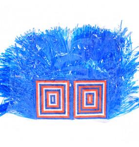 Aysha, Blue Coffee Mat