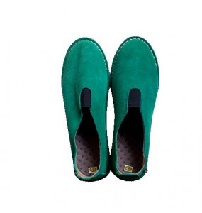 MSGANA_ Green Women's shoe