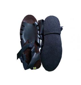 MSGANA_  Black Men's shoe