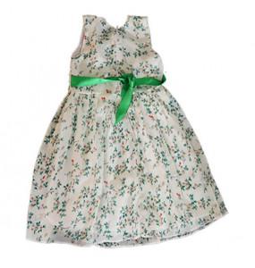 Markon- White Kids Dress