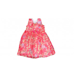 Markon_Pink Kids Dress