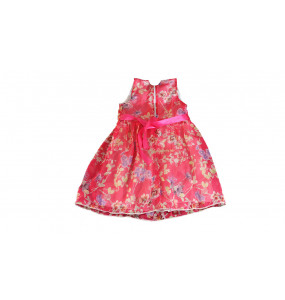 Markon_Pink Kids Dress