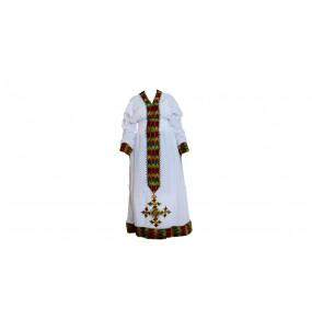 Zewditu_ Women's Traditional Dress