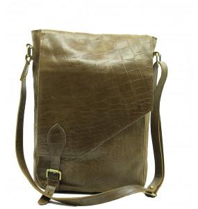 TIRU_ Gray Laptop Bag