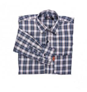 Bogle_ Men's Long Sleeve Causal Button Front Shirt