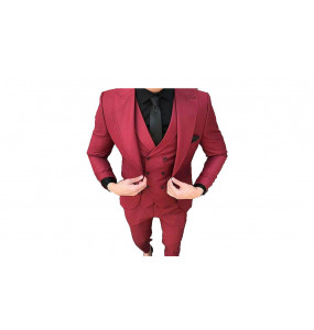 Solomon- Red Men Suit