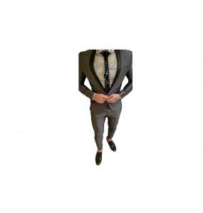 Solomon- pencil Men Suit