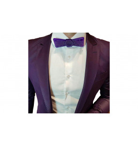 Solomon- Purple Jacket