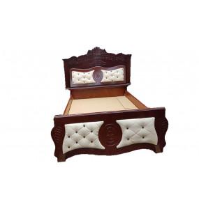 Eshetu- Wooden Bed