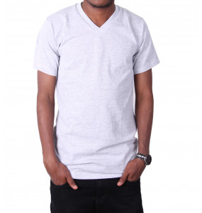 Bayush_ Short Sleeve V neck Men's T-shirt