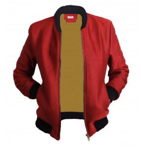 Addis_  Men's Bomber Jacket