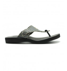 Abayneh_ Leather Upper Women's Sandal Shoe