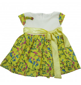 Fatuma_Sleeveless kids Dress
