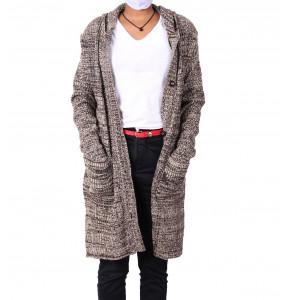 Misrak_ Women's Gown Sweater