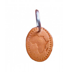 Tsion_Hand Made Leather Key Chain
