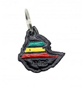Yesake_ Ethiopia Map Key holder