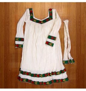 Yetemoreke_ Kids Traditional Dress