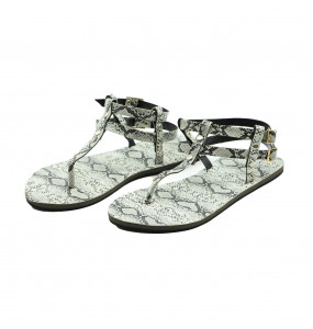 Dagmawi_ Leather Upper Women's Sandal Shoe