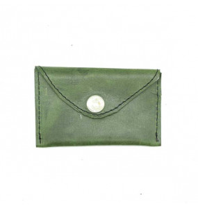 Ameha_ Leather Small Coin Bag