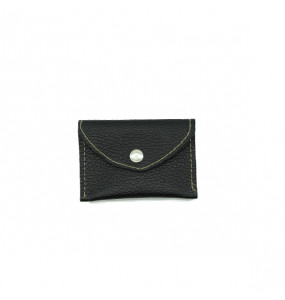 Ameha_ Leather Coin Bag