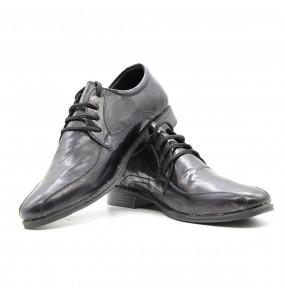 Fekade_ Genuine Leather Men's Flat Shoe