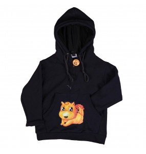 Hiwot_Kids Pullover Hoodie