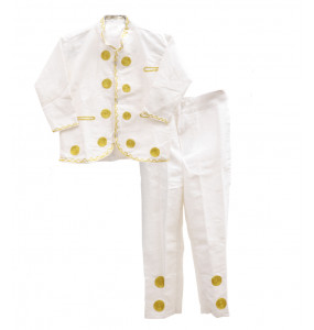 Ferealem_cotton Traditional Kid's Suit