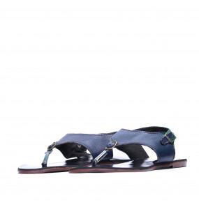 Aynetu _Women's Genuine Leather Flat Open Shoe