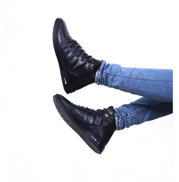 SUMA_ Short Boots Men's  shoe