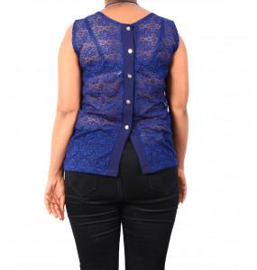 Abenet_Fashion Sleeveless Top T-Shirt Blouse Women Summer Tops