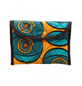 Hirut_Women's Handbag Made From African Cloth.