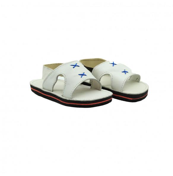 Tofik_  Genuine Leather Kids open Shoe