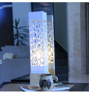 Lamba_ voronoi Light Stand