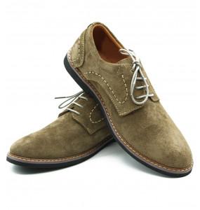 DANSA_ Men's Velvet Shoe