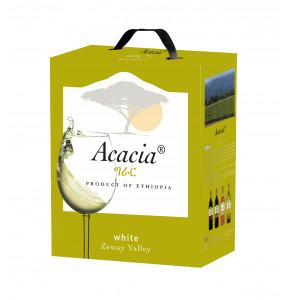 Acacia Wine Medium Sweet White Bag- In- Box Packaging