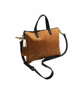 CABANA _Women's Genuine Leather Laptop Bag