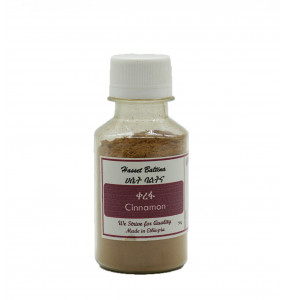 Haset_ Certified Organic Cinnamon (50g)