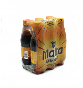 Malta GUINNESS Non Alcoholic Malt Drink 6 PACKS
