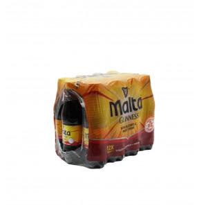 Malta Guinness Non Alcoholic Malt Drink 12 Packs