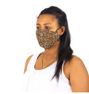 Genet_ Cotton Washable, Reusable Face mask