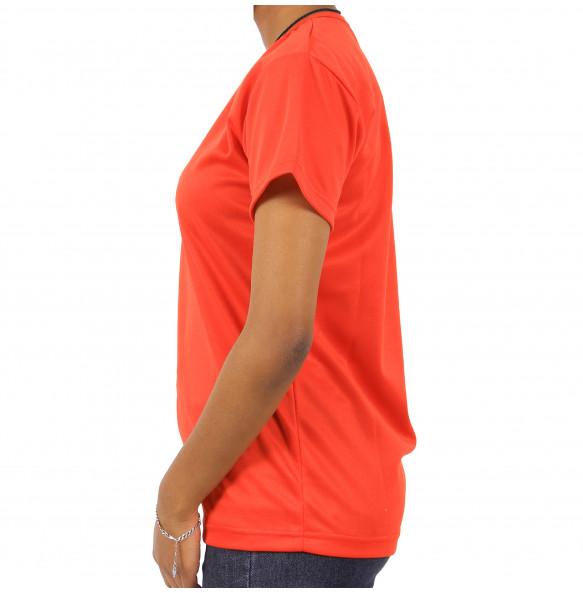Elsabth _ Unisex  O –Neck Red T-Shirt