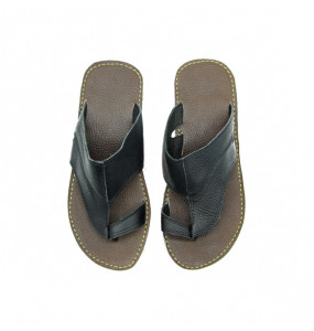 Shewarega_100% Men's Sandal Shoes